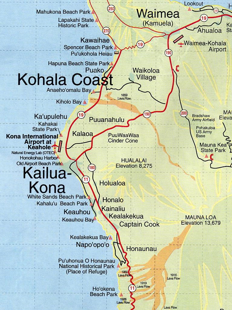 kona hawaii: